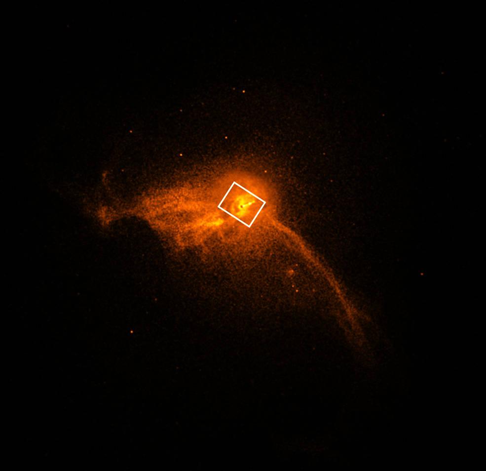 black hole image of m87 galaxy